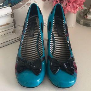 Gently worn heels